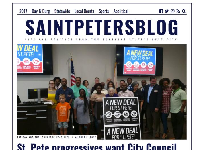 SaintPetersBlog.com